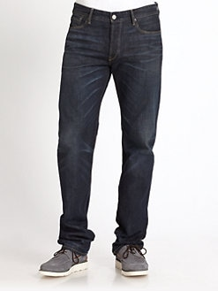Levi's Made & Crafted - Straight-Leg Jeans