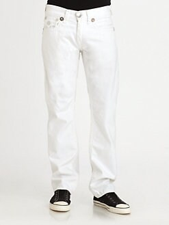 True Religion - Ricky Super-T Straight