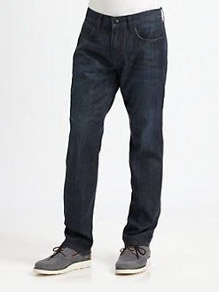 Joe's - Brixton Straight-Leg Jeans