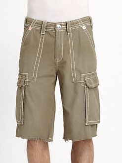 True Religion - Isaac Cargo Shorts