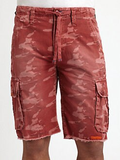 True Religion - Recon Cargo Shorts