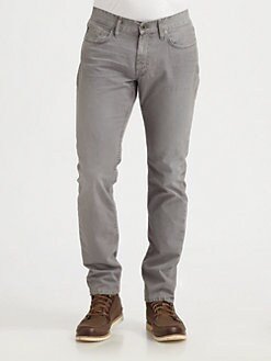 J Brand - Kane Slim-Straight Jeans