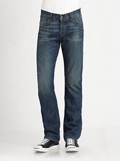 Rag & Bone - Five-Pocket Denim Jeans