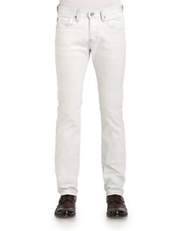 AG Adriano Goldschmied - Matchbox Slim-Straight Jeans