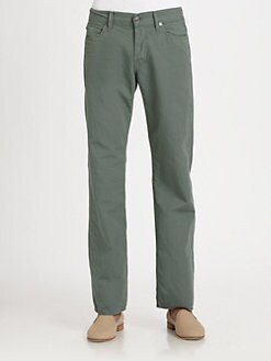 7 For All Mankind - Standard Summer Linen Twill Jeans