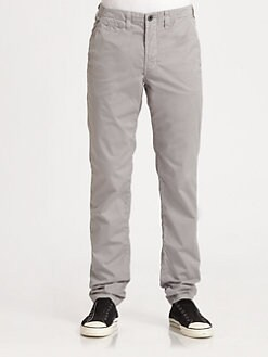 J Brand - Slouchy Cotton Pants