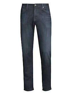 AG Adriano Goldschmied - The Graduate Tailored-Fit Jeans
