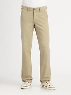 AG Adriano Goldschmied - The Khaki - Straight Leg Chino