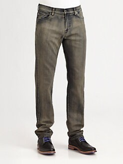 7 For All Mankind - Slimmy Denim Jeans