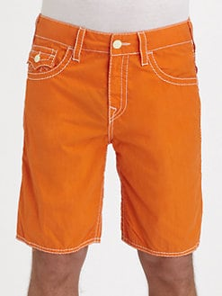 True Religion - Big-T Board Swim Trunks
