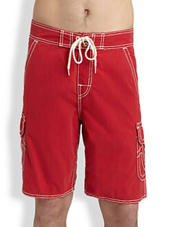 True Religion - Cargo Board Shorts