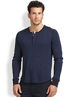 Joe's - Harvard Stripe Henley
