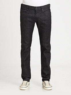 AG Adriano Goldschmied - Matchbox Slim-Straight Leg Jeans