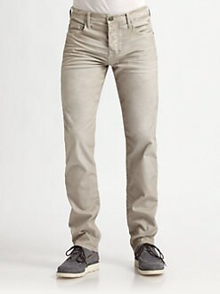 True Religion - Slim-Fit Corduroy Pants