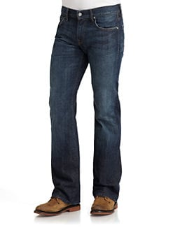 Bootcut & Relaxed Jeans For Men | Saks.com