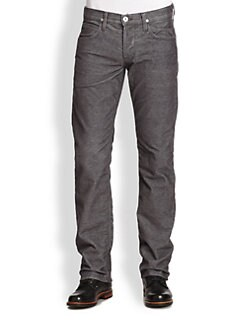 Hudson - Byron Straight-Leg Corduroy