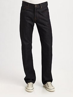 7 For All Mankind - Austyn Rigid Relaxed Straight-Leg Jeans