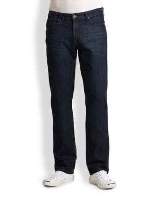 DL1961 Vince Casual Straight-Leg Jeans