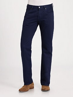 Levi's Made & Crafted - Ruler Straight-Leg Jeans