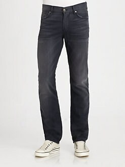 7 For All Mankind - Slimmy Slim-Straight Jeans