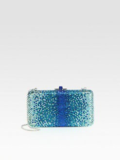 Judith Leiber - Jeweled Rectangular Clutch