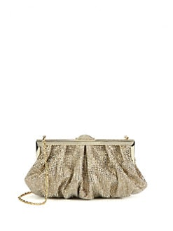 Judith Leiber - Natalie Fullbead Clutch