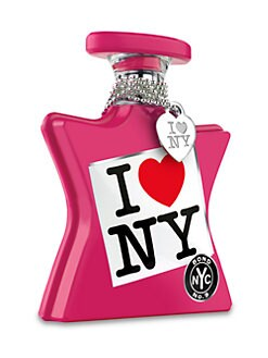 I LOVE NEW YORK by Bond No.9 - Limited Edition For Her/3.4 oz.