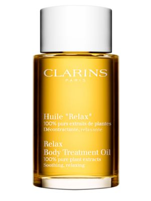 Relax Body Treatment Oil/ 3.4 fl. oz.