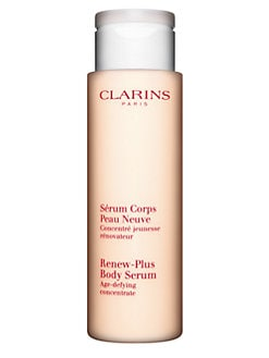 Clarins - Renew Plus Body Serum/6.8 oz.