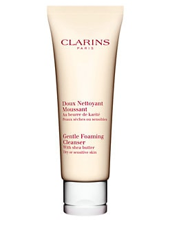 Clarins - Gentle Foaming Cleanser - Dry-Sensitive/4.4 oz.