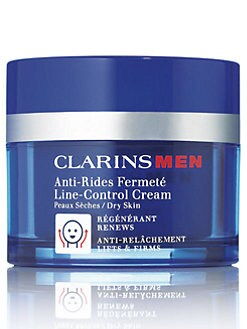 Clarins - ClarinsMen Line Control Face Cream/1.7 oz.