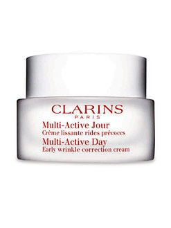 Clarins - Multi-Active Day Early Wrinkle Correction Cream For All Skin Types/1.7 oz.