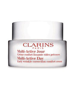 Clarins - Multi-Active Day Early Wrinkle Correction Cream For Dry Skin/1.7 oz.