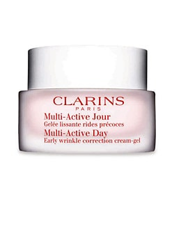 Clarins - Multi-Active Day Early Wrinkle Correction Cream Gel For All Skin Types/1.7 oz.