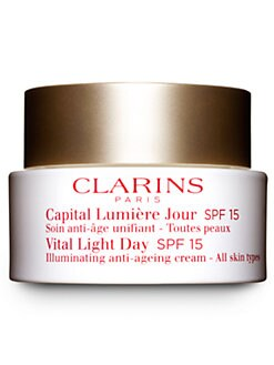 Clarins - Vital Light Day Cream SPF 15/1.7 oz.