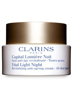 Clarins - Vital Light Night Cream/1.7 oz.