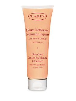 Clarins - Exfoliating Cleanser/4.32 oz.