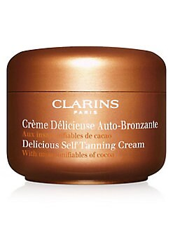 Clarins - Delicious Self-Tanning Cream