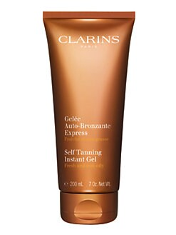 Clarins - Self-Tanning Instant Gel Super/7 oz.
