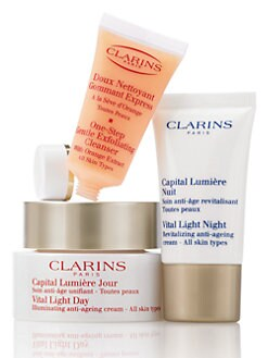 Clarins - Vital Light Age-Defying Solutions
