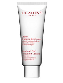 Clarins - Hand & Nail Cream/3.5 oz.