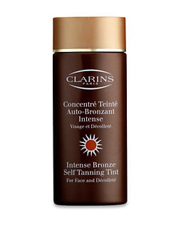 Clarins - Intense Bronze Self Tanning Tint