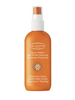 Clarins - Sunscreen Gentle Milk Lotion SPF 20/5.3 oz.
