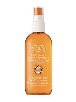 Clarins - Sunscreen Lotion-Oil-Free SPF 15/5.1 oz.