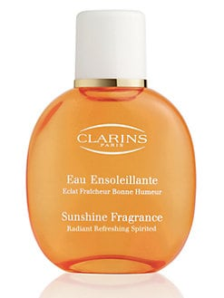 Clarins - Sunshine Fragrance/3.4 oz.