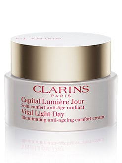 Clarins - Vital Light Day Illuminating Anti-Aging Comfort Cream/1.7 oz.