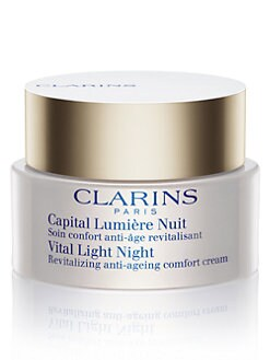 Clarins - Vital Light Night Revitalizing Anti-Aging Comfort Cream/1.7 oz.