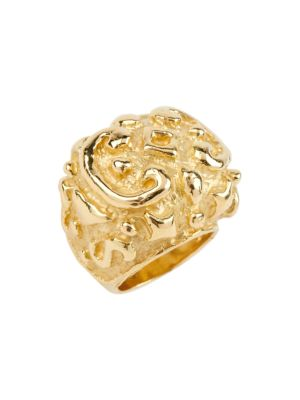 Hope's 18K Yellow Gold Large Ring