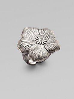 Buccellati - Blossom Sterling Silver Ring