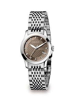 Gucci - G-Timeless Collection Watch/Brown Dial